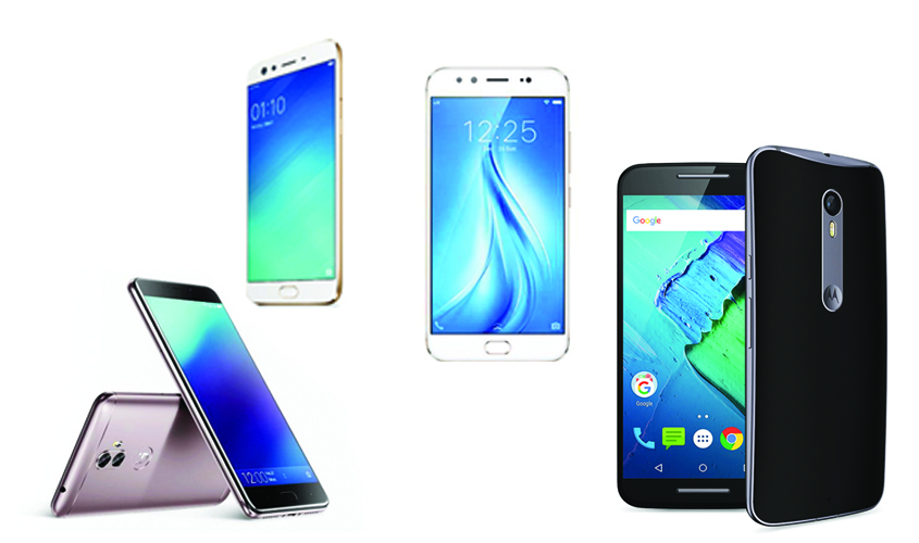 Selfie-ready smartphones and a new reason to smile - The Sunday