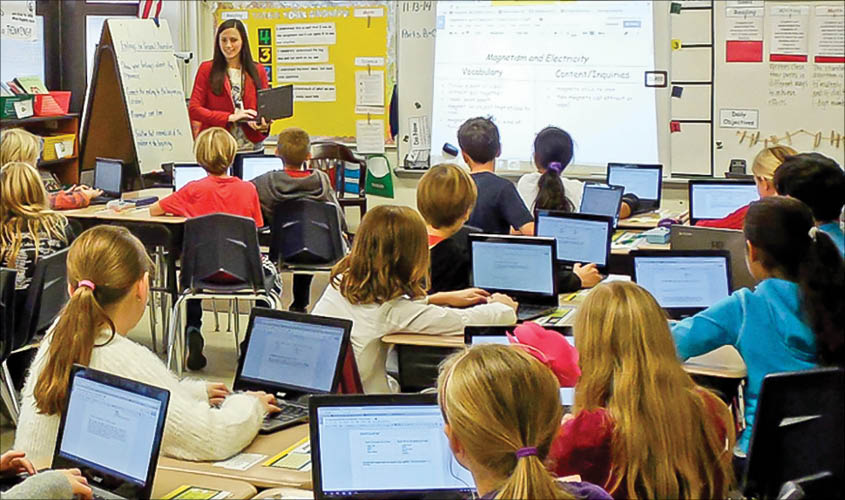 Education 2.0: Blueprint for the 21st-century classroom - The ...