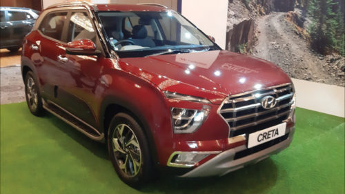 This week Hyundai, well-known Korean carmaker, launched the SUV in its second generation.