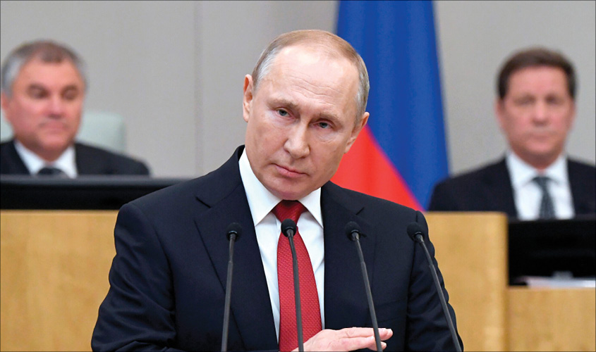 Russia S Deep State Changed Putin S Mind The Sunday Guardian Live