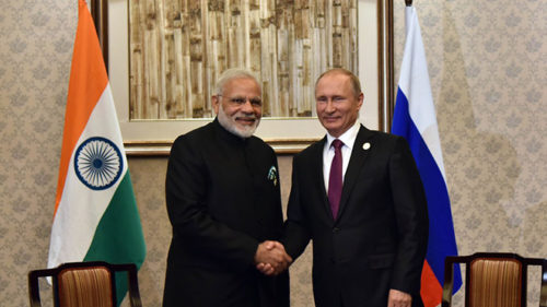 India needs to move beyond loyalty to Russia