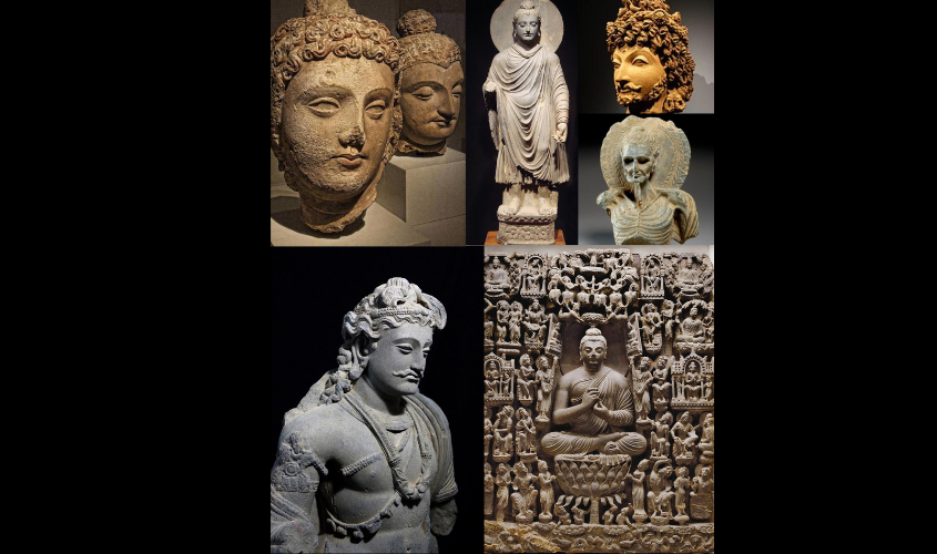 Introduction Of Graeco Buddhism The Gandhara School Of Art The Sunday Guardian Live