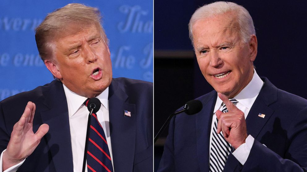 Biden vs Trump: It's not over until it's over - The Sunday Guardian Live