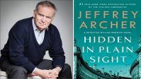 Writer Jeffrey Archer